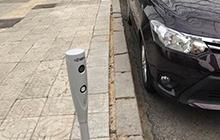青岛市政智慧停车管理项目