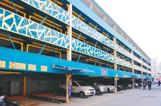 沈阳今年将新增停车泊位两万个